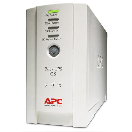 ИБП APC Back-UPS BK500-RS
