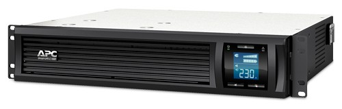 ИБП APC Smart-UPS C 1000VA 2U Rack mountable LCD 230V