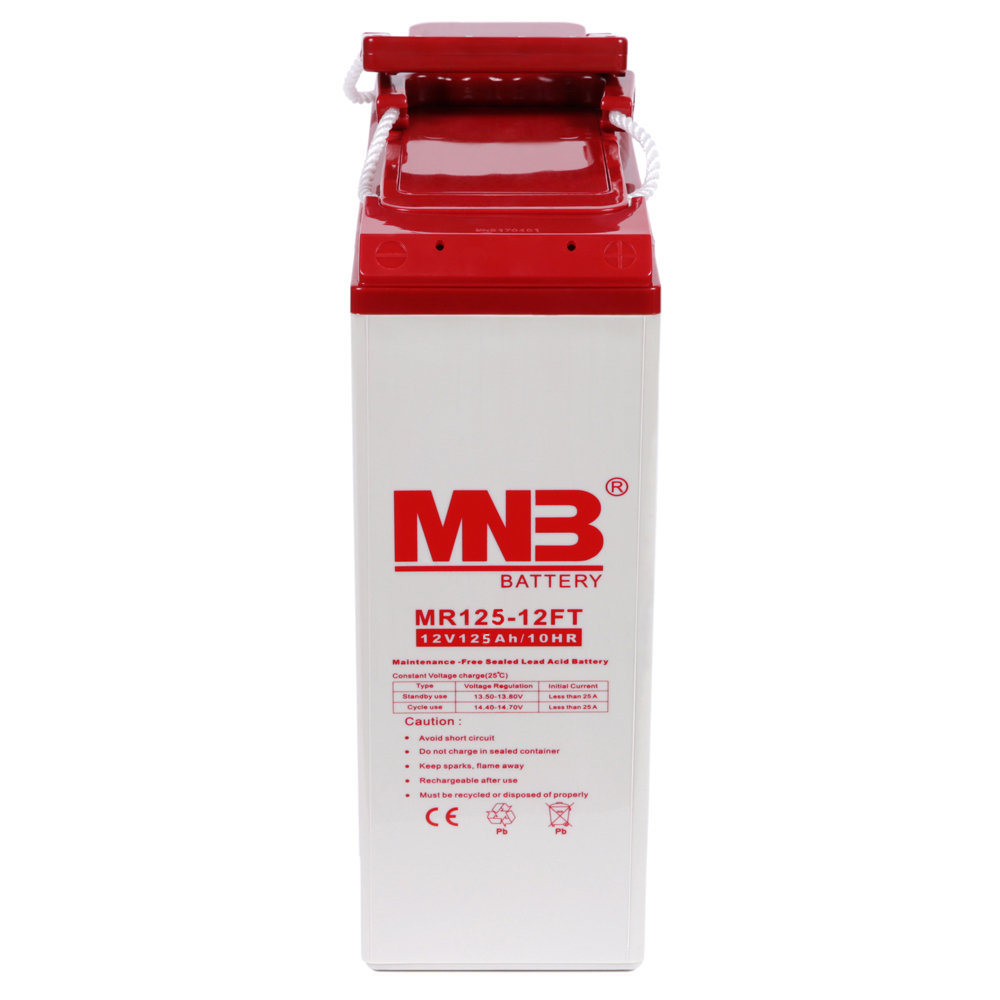 MNB MR 125-12FT