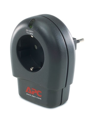 APC Essential SurgeArrest 1 outlet with Phone Protection 230V Russia
